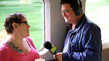 Carla's rail life story