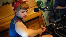 Sarah Savoy in session