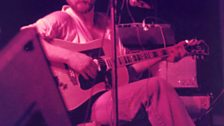 John Martyn at Bristol University Student Union, 1978