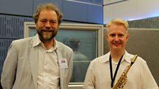 Ian Ritchie and Simon Haram