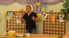 Breadmaking masterclass with Paul Hollywood