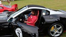 Car 7 of the Magnificent 7 - the 2011 Ferrari SA Aperta
