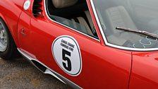 Car 5 of the Famous 5 - the 1967 Lamborghini Miura