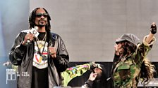 Snoop Dogg at T in the Park 2013