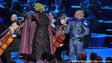 Madame Vastra and Strax… The Paternoster Band?