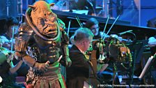 A Judoon enjoyed the 2010 Doctor Who Proms so much he's back again.