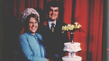 Jennifer Archer marries Roger Travers-Macy (Sep 1968)