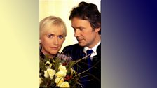 Shula Hebden marries Alistair Lloyd (Dec 1998)