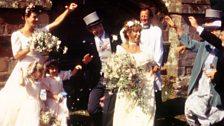 Elizabeth Archer marries Nigel Pargetter (Sep 1994)