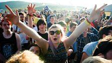Glasgowbury crowd