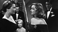 Anne Baxter, Bette Davis, Gary Merrill and Marilyn Monroe in All About Eve