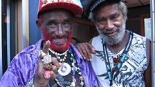 Lee 'Scratch Perry' and Max Romeo