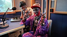Lee 'Scratch' Perry- WOMAD Festival 2013