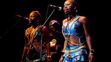Seun Kuti & Egypt 80- WOMAD Festival 2013