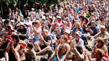 Live Audience- WOMAD Special 2013