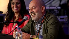Keith Allen - WOMAD Special 2013