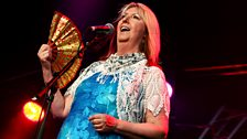 Maddy Prior of Steeleye Span