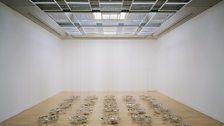 Cornelia Parker, Thirty Pieces of Silver, 1988-89