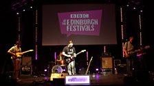 Vic Galloway at the Edinburgh Festival