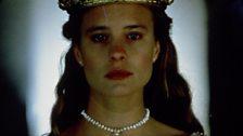 Robin Wright as The Princess Bride