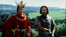 Chris Sarandon and Christopher Guest in The Princess Bride