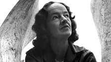 Barbara Hepworth, by Ida Kar, 1961