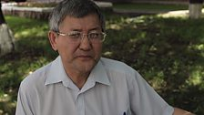 Rayhan Demytrie reports from the former Soviet state of Kazakhstan