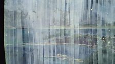 Peter Doig Black Curtain (Towards Monkey Island), 2004