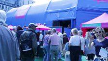 The Culture Studio at the Edinburgh Festival Fringe