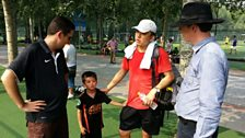 China Club Football FC summer camp, Beijing