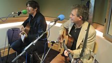 Justin Currie live in session