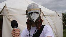 Battle of Bosworth 2013 - Reporter