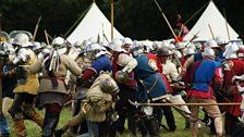 Battle of Bosworth 2013 - Clash