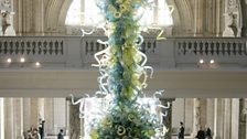Natalie Haynes chooses Dale Chihuly's 'Rotunda Chandelier' glass sculpture, 2001