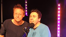 Simon chats to comedian Sean Hughes