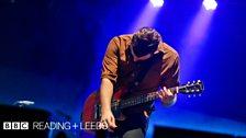 FIDLAR at Reading Festival 2013