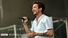 Frank Turner at Reading Festival 2013