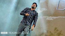 Deftones at Reading Festival 2013