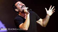 System Of A Down at Reading Festival 2013