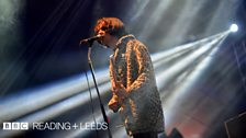 Peace at Reading Festival 2013
