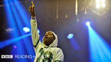 A$AP Rocky at Reading Festival 2013