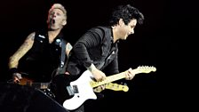 Green Day at Reading Festival 2013