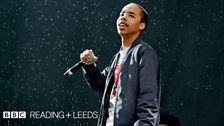 EarlWolf at Reading Festival 2013