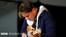 Saint Raymond at Reading Festival 2013