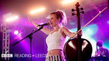 Clean Bandit at Reading Festival 2013