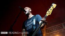 Alkaline Trio at Reading Festival 2013
