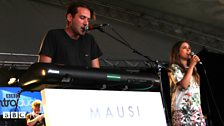 Mausi at Reading Festival 2013
