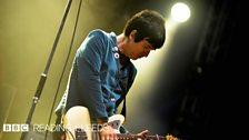 Johnny Marr at Reading Festival 2013