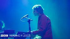 Tame Impala at Reading Festival 2013