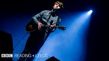 Jake Bugg at Reading Festival 2013